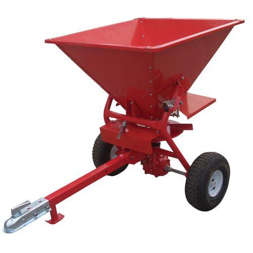 Salt Spreader Towable 160kg broadcast salt spreader - 160L Capacity