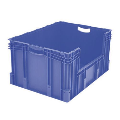 Containers Extra large picking bins - 600 x 400mm Long side opening