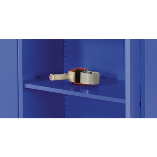 Spare Shelves Storage cupboards - Extra shelves blue 1000 x 500mm
