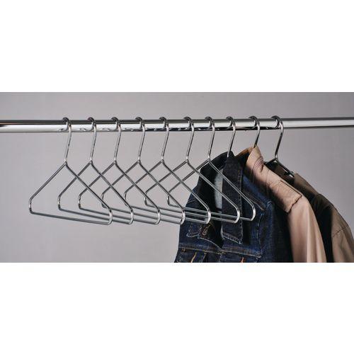Coat Hangers Heavy duty chrome hangers