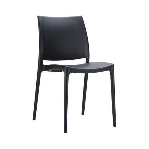 Stacking Chairs Contemporary stacking chair