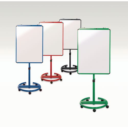 Easels Ultimate mobile flipchart easel and whiteboard