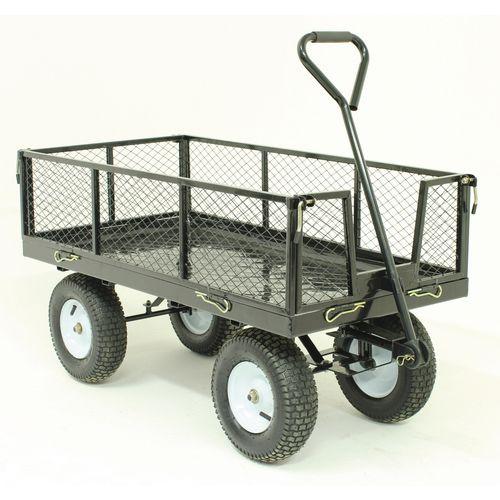 Garden trailer, L x W - 1100 x 560mm