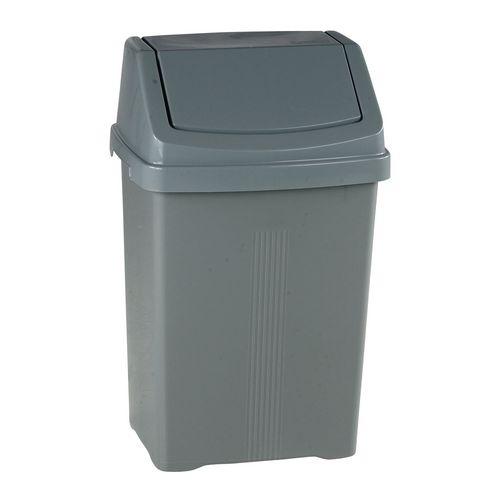 Plastic swing bins 50L