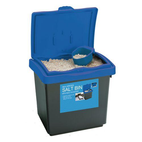 30L Economy salt and grit bin