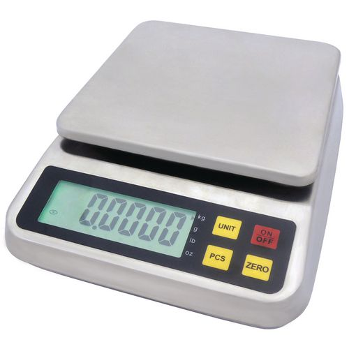 Scales IP-65 Water-proof bench-top scales