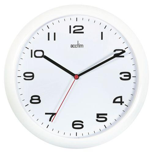 Wall Budget wall clock
