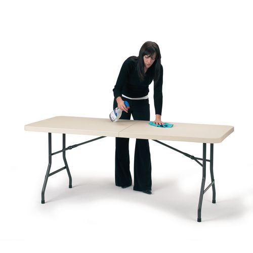 Canteen / Dining POLYFOLD FOLD-IN-HALF TABLE