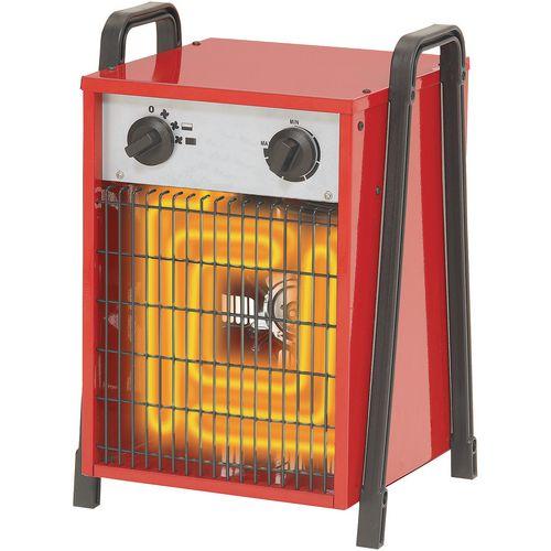 Fan Heaters Industrial electric fan heaters