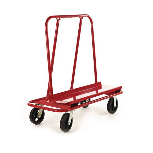 Heavy duty dry plasterboard trolley