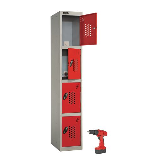 Over 1200mm High Probe tool charging locker