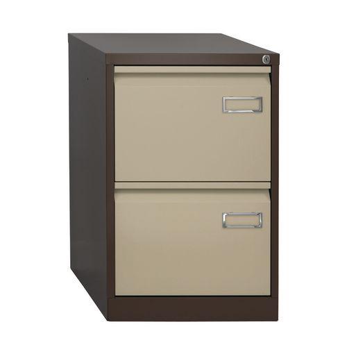 Steel Bisley filing cabinets