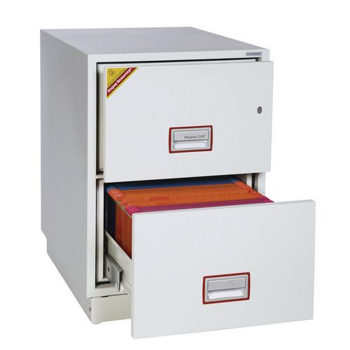 Steel 90 minute fire rating filing cabinet