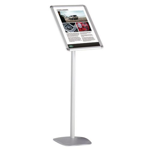 Certificate / Photo Frames Freestanding fixed height poster frame