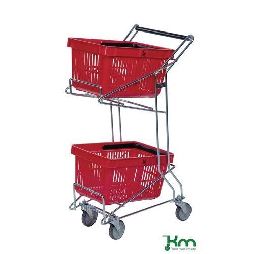 Konga store trolley