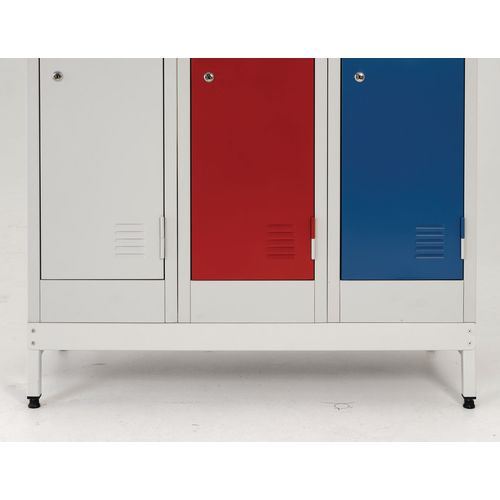 Up To 1200mm High Locker stands for Budget express lockers