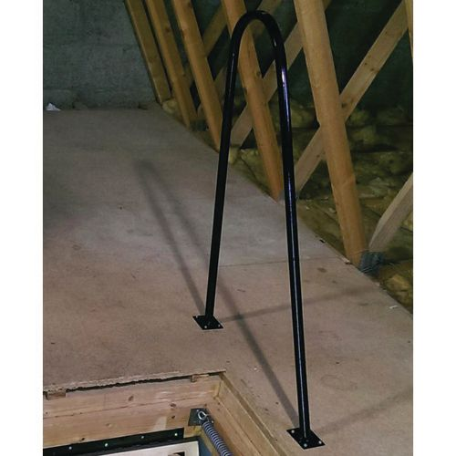 Loft opening grabrail