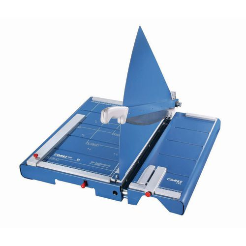 Guillotines DAHLE 867 GUILLOTINE BUNDLE - INCL. LASER UNIT  SUPPORTING TABLE  NARROW STRIP CUTTING DEVIC