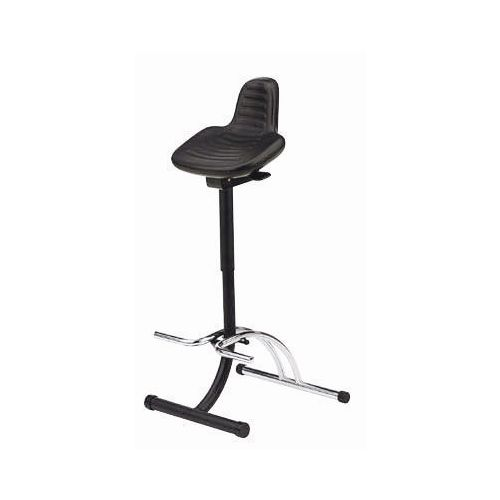 Folding Sit Stand Stool With A Handy Footrest Free Uk