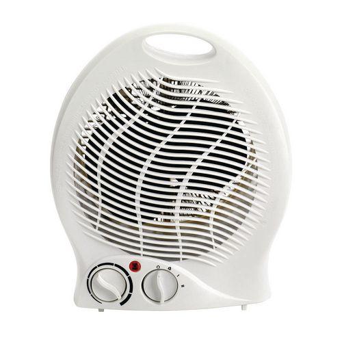 Fan Heaters UPRIGHT FAN HEATER 2000w WHITE