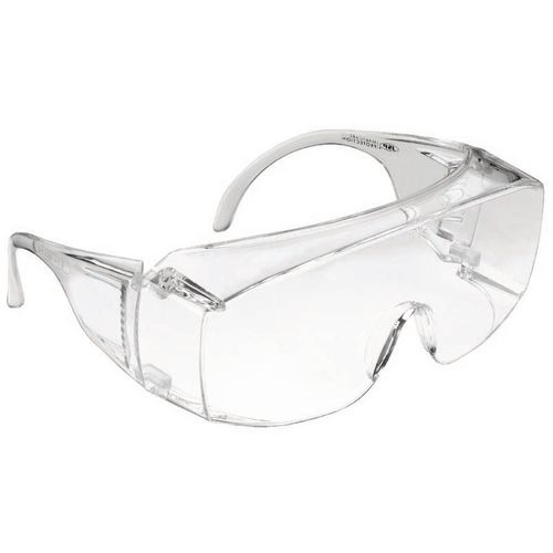Eye / Face Protection M9300 OVERSPEC CLEAR  LENS