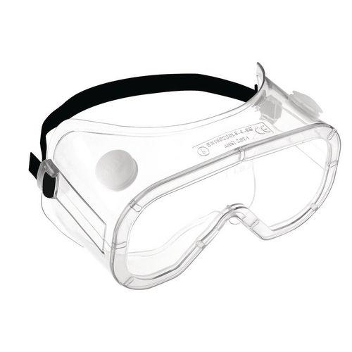 Eye / Face Protection MARTCARE IDV DUST LIQUID SPLASH  GOGGLE CLEAR HARDIA  ANTI-SCRATCH LENS