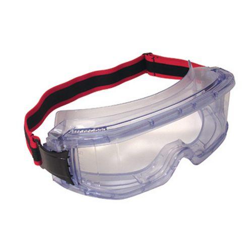 Eye / Face Protection ATLANTIC GOGGLE CLEAR  MIST-RESIST  ANTI-MIST LENS