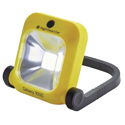 Handheld RECHARGEABLE LED FLOODLIGHT, 1000LM