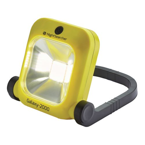 Handheld RECHARGEABLE LED FLOODLIGHT, 2000LM
