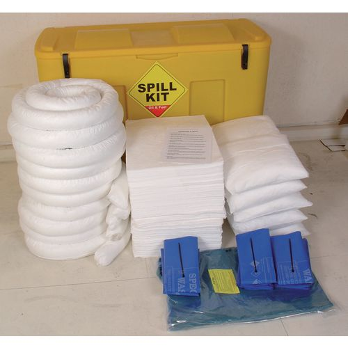 350 Litre Oil Amp Fuel Spill Kit In Locker Spill Response