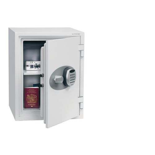 Fire safe electronic lock