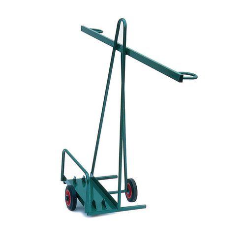 Easy steer board/panel trolley