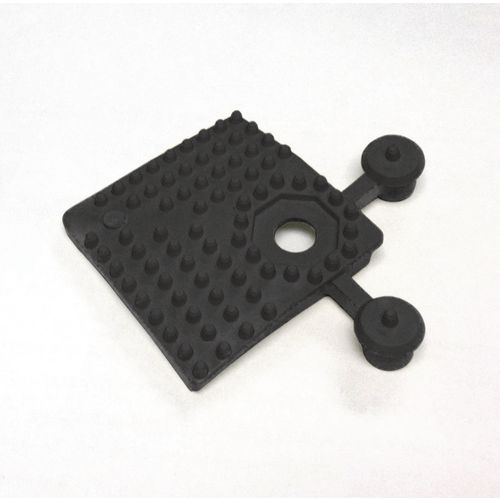 Heavy duty PVC open-grid interlocking flooring - Corner pieces