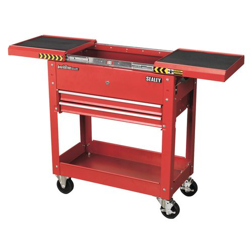 Tool Boxes Mobile tool & parts trolleys