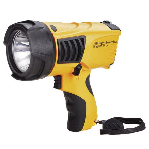 Handheld TIGGER PRO RECHARGEABLE  LED SPOTLIGHT