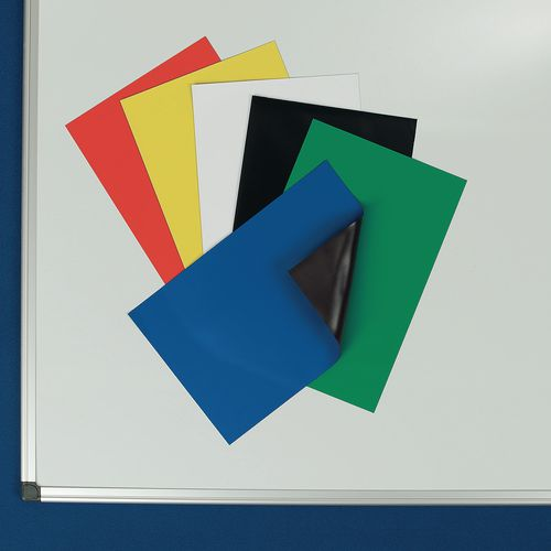 Magnetic A4 sheets