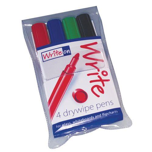 Flipchart Pens Flipchart/Drywipe marker pens