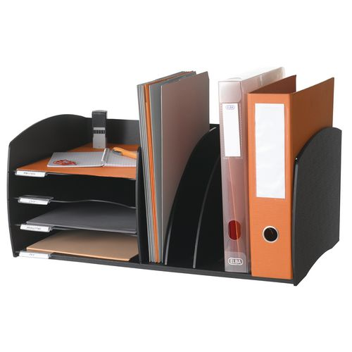 Letter Trays Desktop organiser, 4 compartment