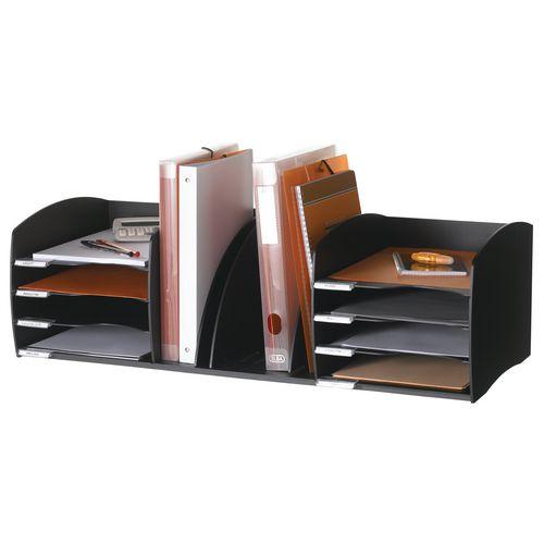Letter Trays Desktop organiser, 8 compartment