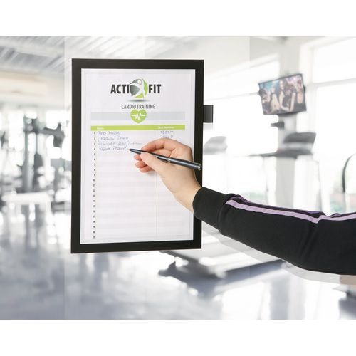 Certificate / Photo Frames Durable Duraframe® Note poster frame and pen holder
