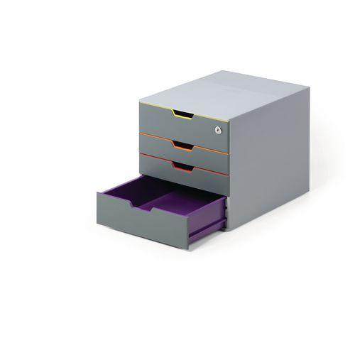 Letter Trays Lockable drawer set
