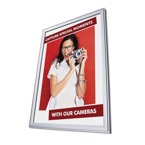 Certificate / Photo Frames External aluminium poster snapframe