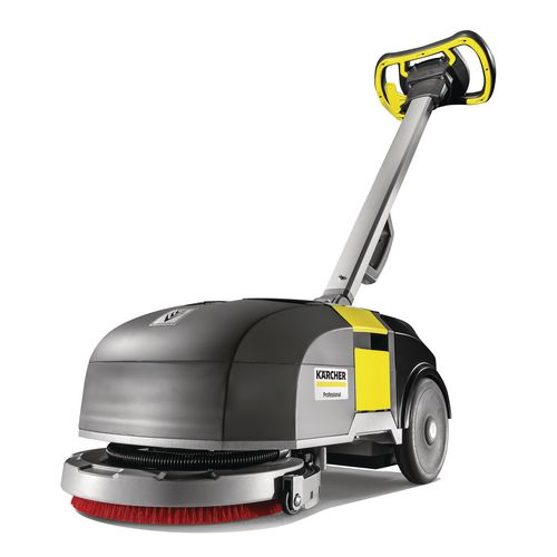 Floor Cleaning Machines & Accessories COMPACT SCRUBBER  DRIER - BD 30/4 BP