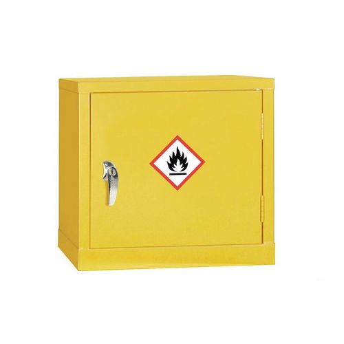 Dangerous substance safety cabinets