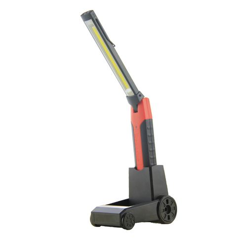 Handheld RECHARGEABLE COB WORKLIGHT FOLDABLE