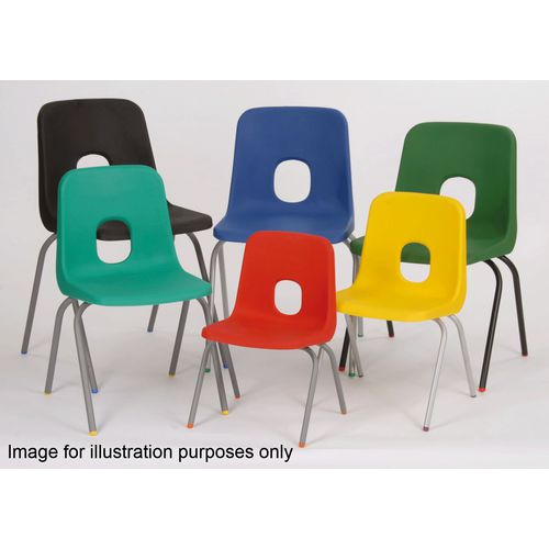 Stacking Chairs Classic polypropylene stacking chair