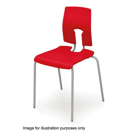 Stacking Chairs Ergonomic stacking chair