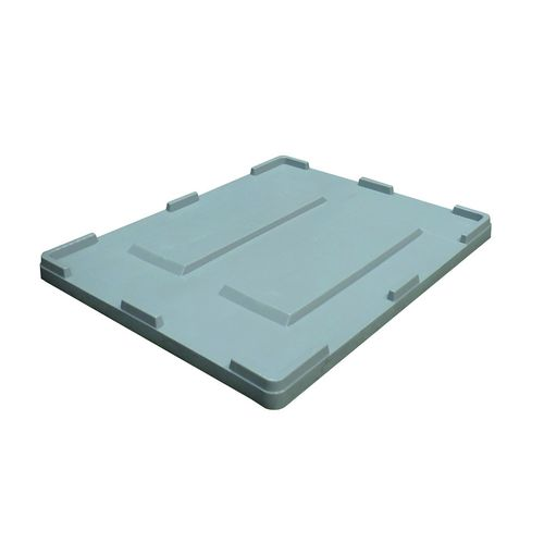 Lid for HDPE pallet box
