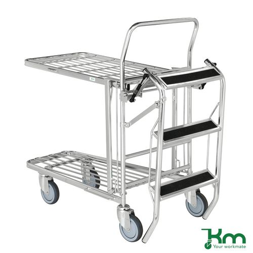 Platform Trucks LADDER ACCESSORY TO SUIT STOCK TROLLEY