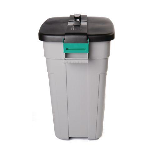 Rubbish Bins 90LT RECT DUSTBIN BASE